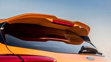 Ford Focus ST spoiler