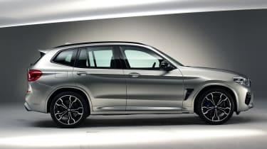 BMW X3 M side