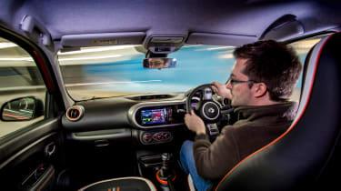 Renault Twingo GT interior