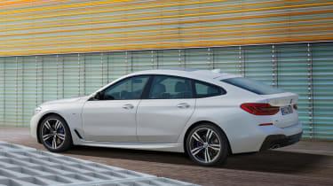 BMW 6-series GT - rear 3.4 static