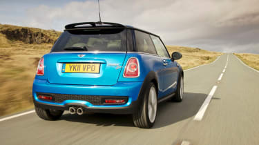 Mini Cooper SD diesel hot hatch review