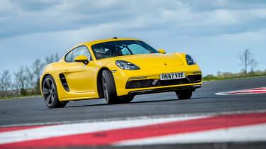 evo Supertest A110 vs rivals - 718 track