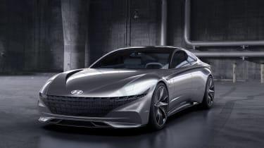 Hyundai Le Fil Rouge concept static front