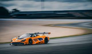 McLaren 720S GT3 - Front