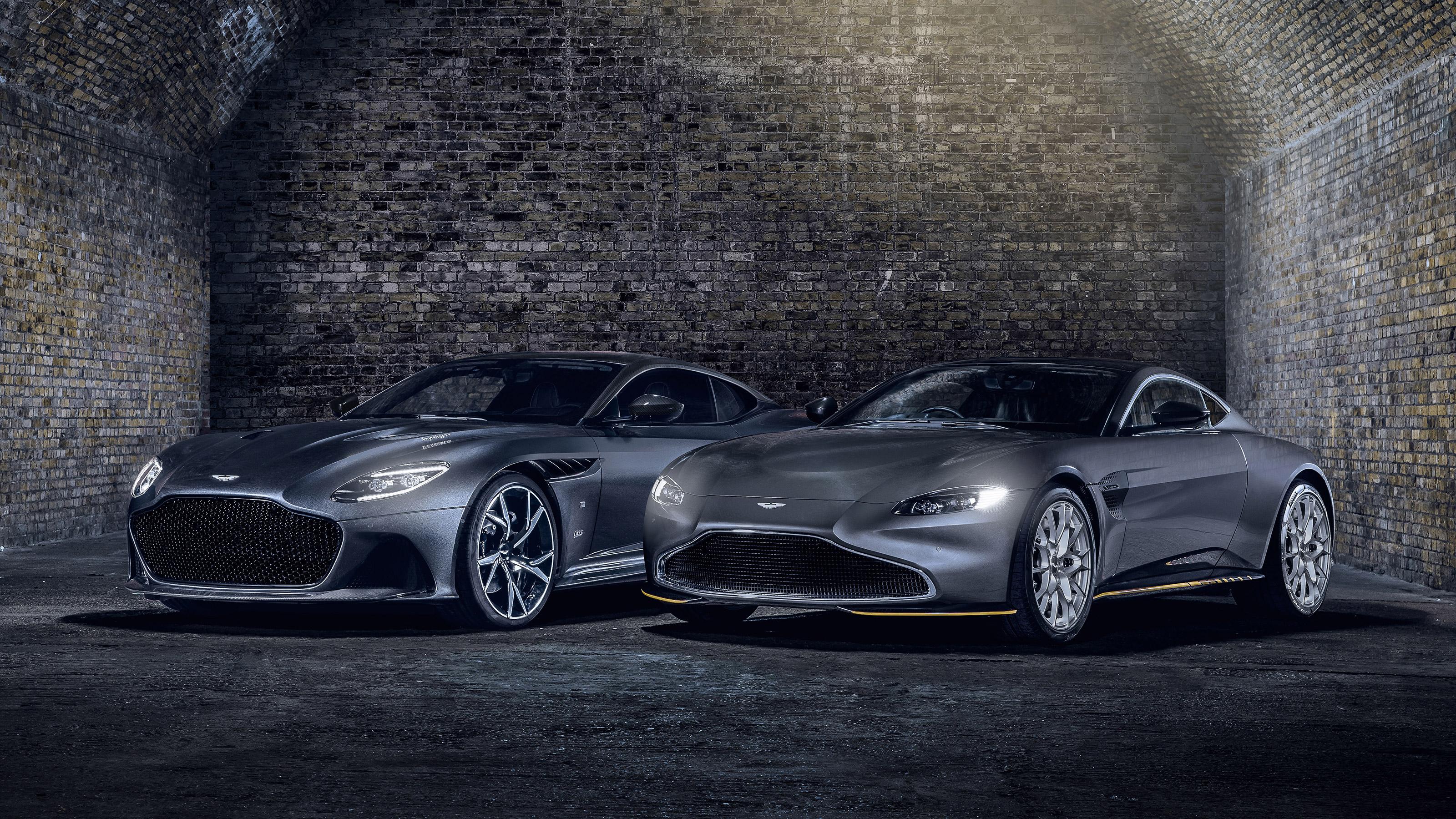Aston Martin 007 Editions Revealed Vantage And Dbs Superleggera Get The Q Treatment Evo