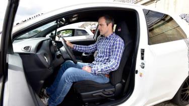 Toyota Yaris GRMN - Adam Towler