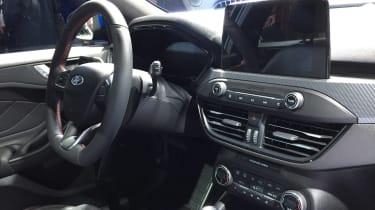 Ford Focus launch - dash