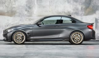 BMW M Performance Parts Concept – side