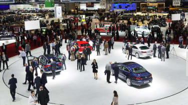 Video: Geneva motor show roundup