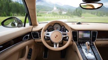 Porsche Panamera V6 4S