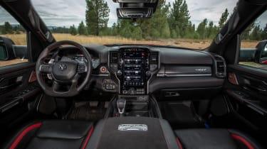 Ram 1500 TRX – cabin