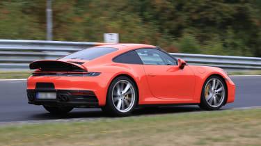 992 Porsche 911 prototype - rear
