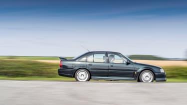VXR8 GTS-R vs Carlton - profile