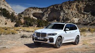 2018 BMW X5 - front