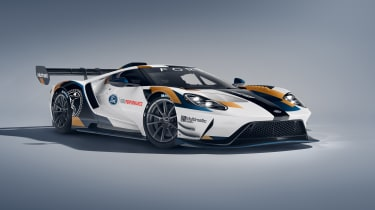 Ford GT Mk II front 2