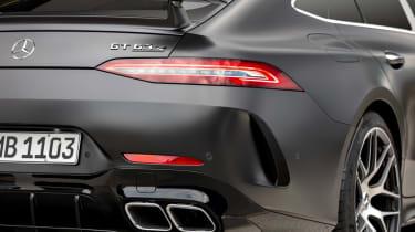 Mercedes-AMG GT63 S Edition 1 - rear lights