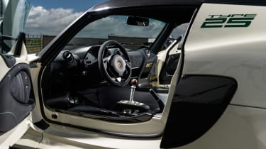 Road-legal supercars – Lotus Exige Cup 430 interior