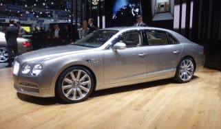2013 Bentley Flying Spur Geneva motor show