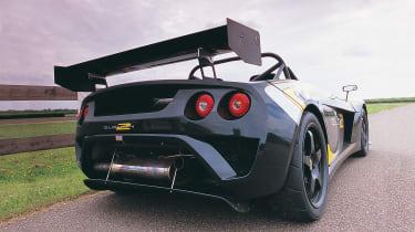 Lotus 2-Eleven  – rear