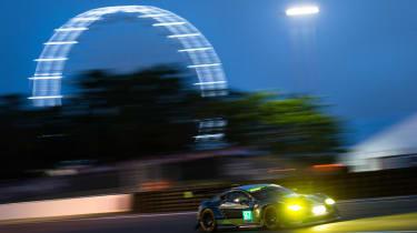 Le Mans 2017 - Vantage night 3