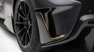 McLaren 600LT MSO - bumpers