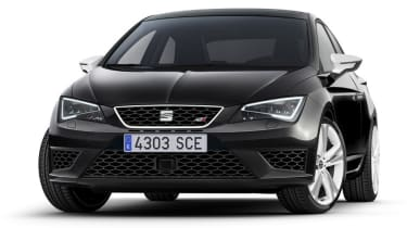 SEAT launches Sub8 performance pack for Leon Cupra