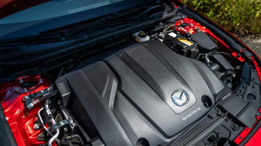 New Mazda 3 Skyactiv-X 2019 review engine