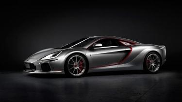 ATS Automobili GT - studio