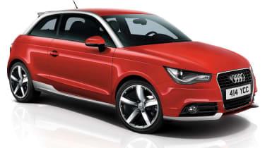 Audi A1 Contrast Edition