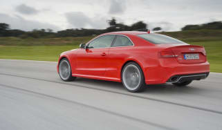 RS5 rear tracking