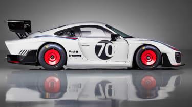 New Porsche 935  side