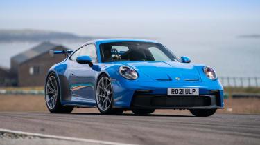 992 Porsche 911 GT3 manual – hard cornering