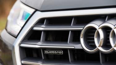 Audi Q5 - front grille