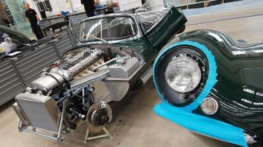 Jaguar Land Rover Classic Works - XKSS