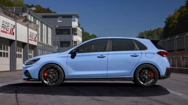 2020 Hyundai i30 N – profile