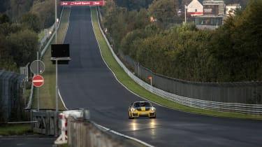 Porsche 911 991 GT2 RS - Nurburgring