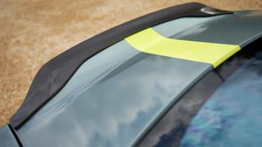 Aston Martin Rapide AMR spoiler