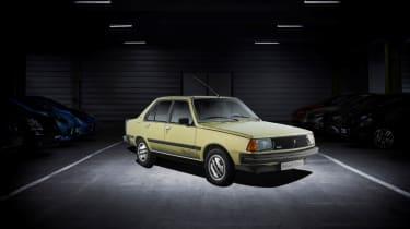 1980 Renault 18 Turbo