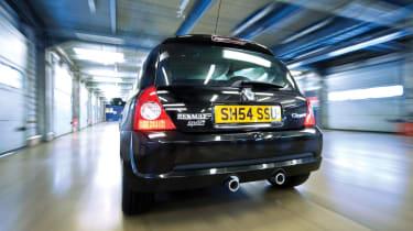 Renaultsport Clio 182 rear