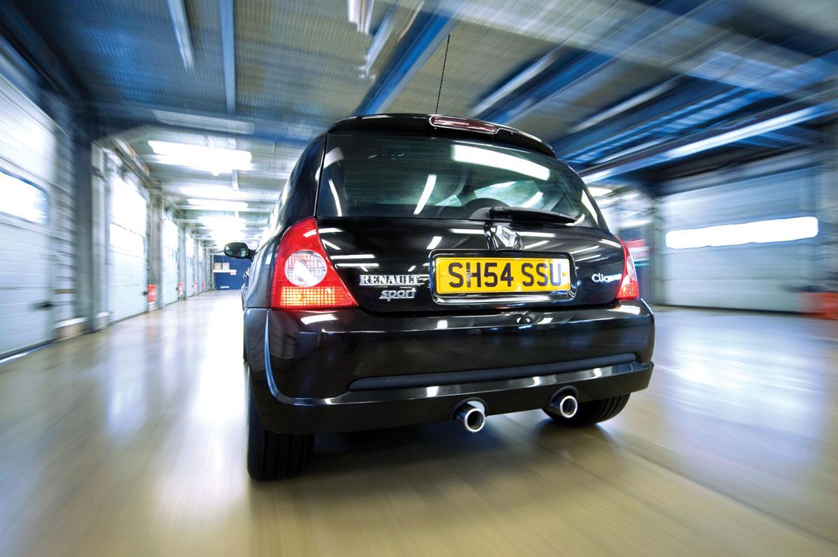 Renaultsport Clio 182 Buying Checkpoints Evo
