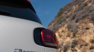 Citroen C3 Aircross - taillight