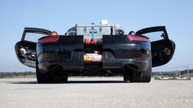 Video: Porsche 918 Spyder rear view