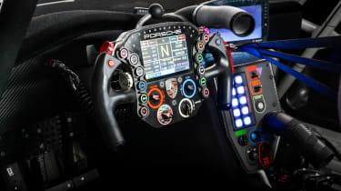 Porsche 911 RSR - wheel