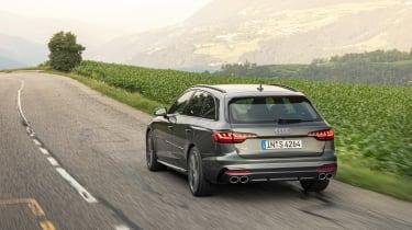 Audi S4 TDI review -  Avant rea