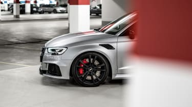 Abt tuned Audi RS3 sound
