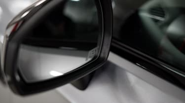 Abt tuned Audi RS3 wing mirrors
