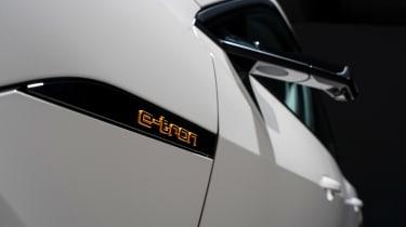 Audi e-Tron - badge