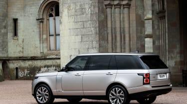 MY18 Range Rover - LWB rear quarter