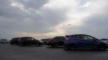 evo Trackday Bedford 27AUG - Fiesta