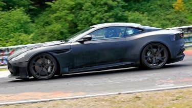 Aston Martin DBS Superleggera Prototype – Side